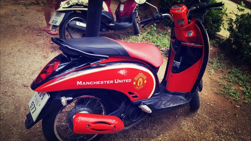 sponsored by Manchesterunited haha