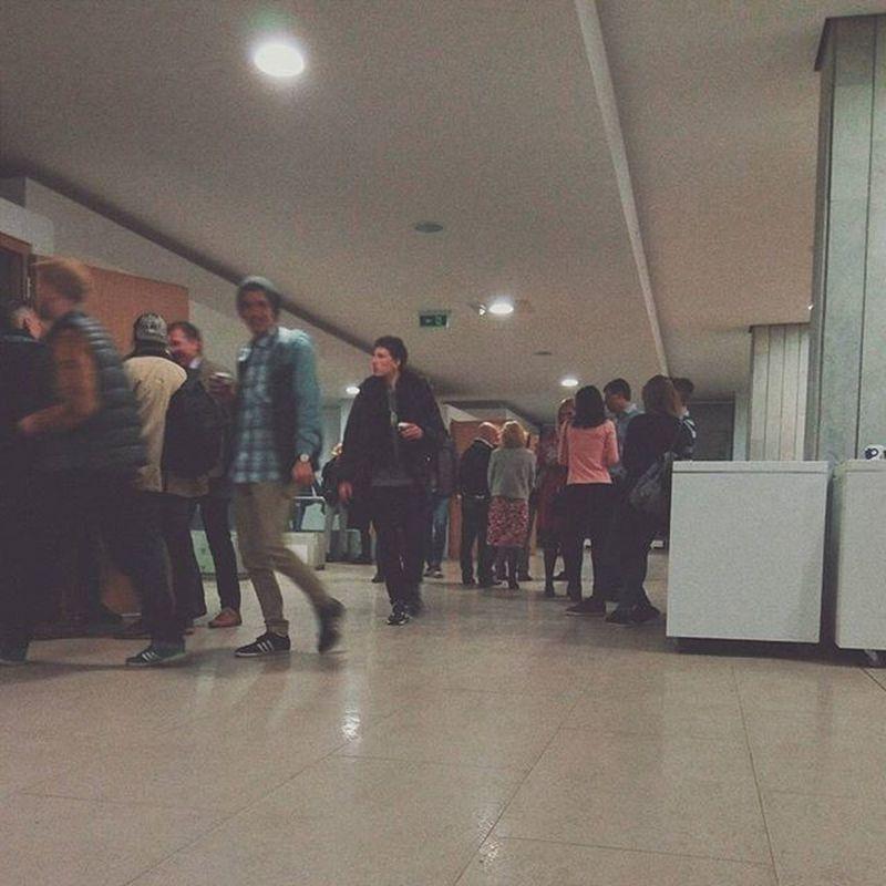 Hurrying People Imperfection Exitlight Jazz Kaunasjazz Blurry