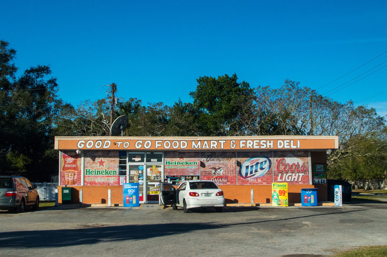 City Day Deli Florida Market No People Outdoors Store