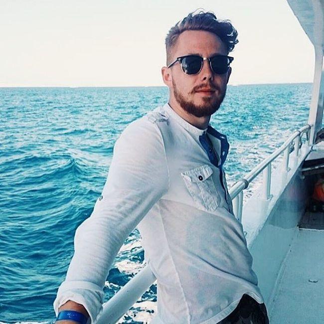 Поплывушки с @zhenek.sokolova Lifeforfun Ginger Glases Beard Beardpower Beardnation Beardculture World Sea Sun Style Karma Nice Aroundtheworld Mensstyle I LongLife Lifestyle Love Topbeard Tattoolife