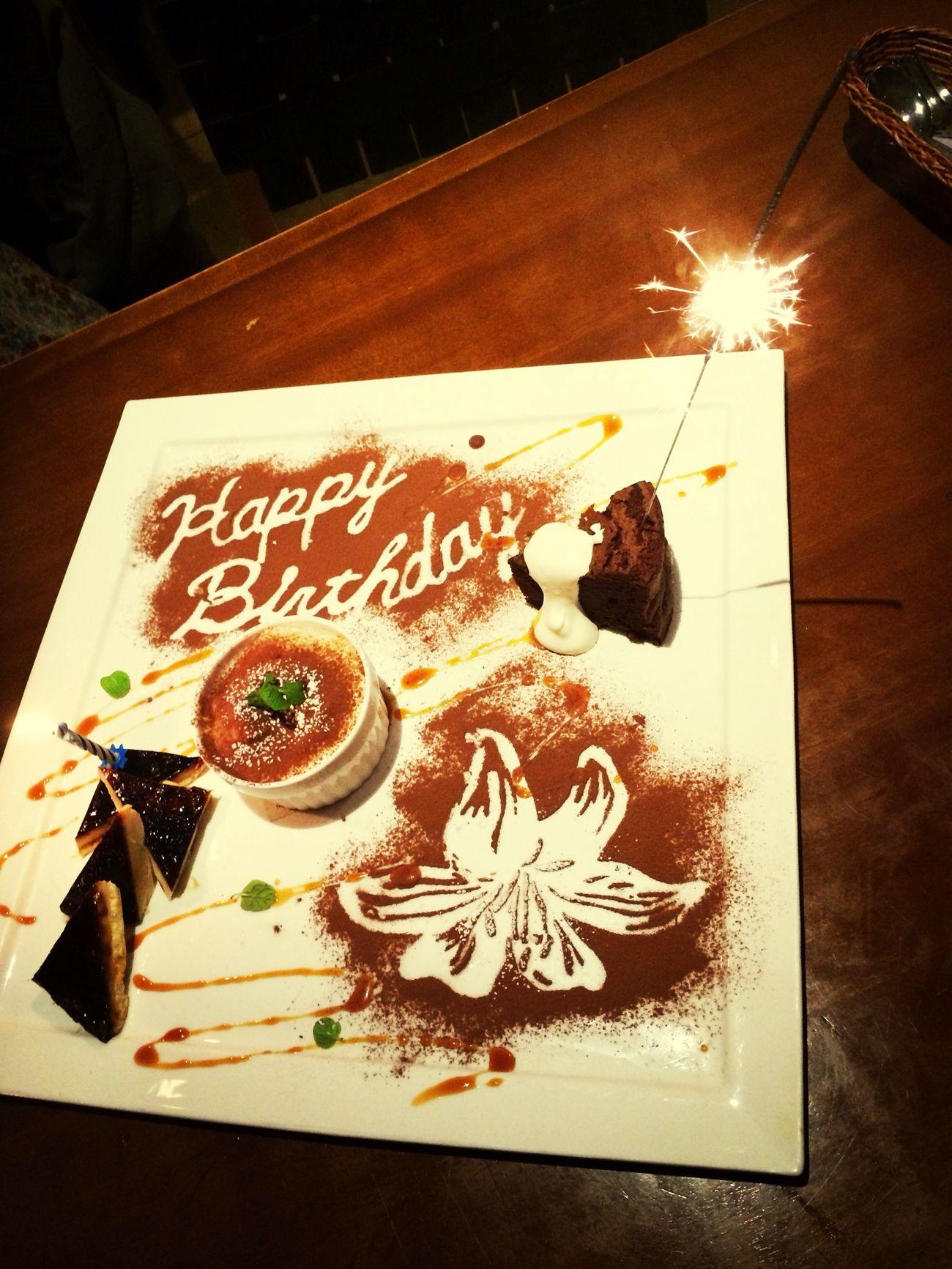 昨日は、??歳のバースデーでした〜(^^)また、一つ大人になってしまった〜(*- 艸・*)そろそろ嬉しくない、年頃(笑)ƪ(Ơ̴̴̴̴̴̴͡.̮Ơ̴̴͡)ʃ サプライズ バースデー 誕生日