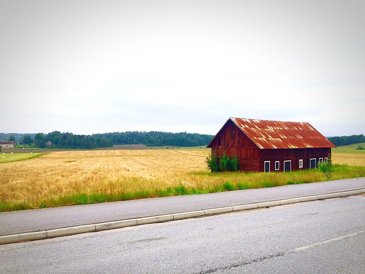 Contryside Sweden Sorunda Södertörn