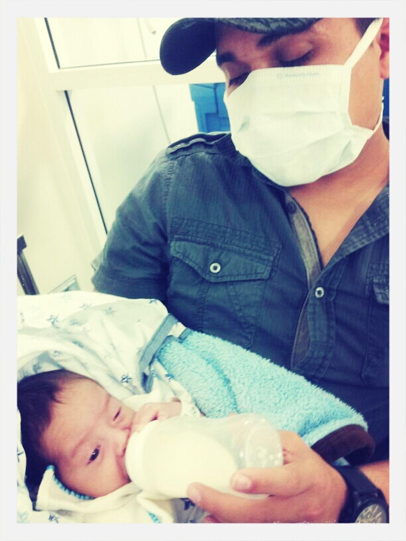 Junior recuperandose satisfactoriamente gracias a dios :)