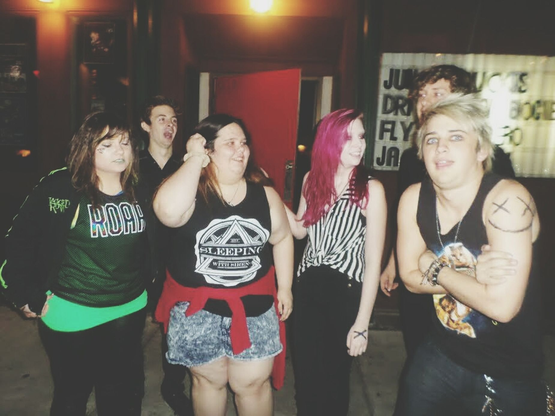 Authentic Moments Dalton Rapattoni jumps in a picture the last minute and mom catches us off gard FlyAwayHero Jaggedrow
