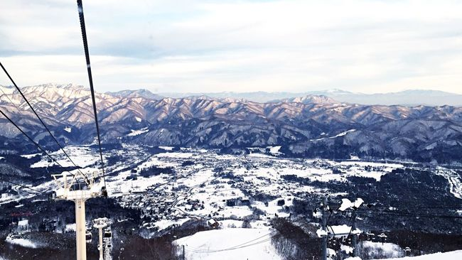 八方 白馬 Landscape_Collection 雪景色 Winter Happo Landscape Protecting Where We Play Snow Hakuba
