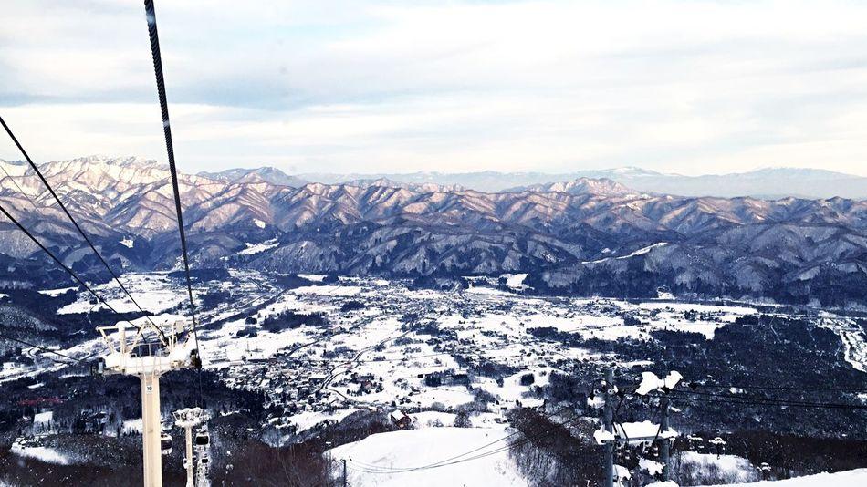 八方 白馬 Landscape_Collection 雪景色 Winter Happo Landscape Protecting Where We Play Snow Hakuba