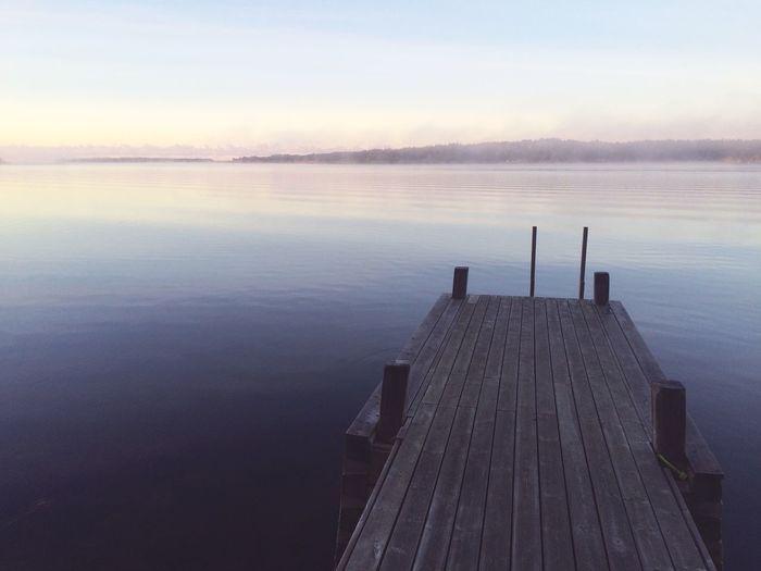 Misty Morning Finland Finnish Archipelago Coast EyeEm Nature Lover Archipelago Kemiö