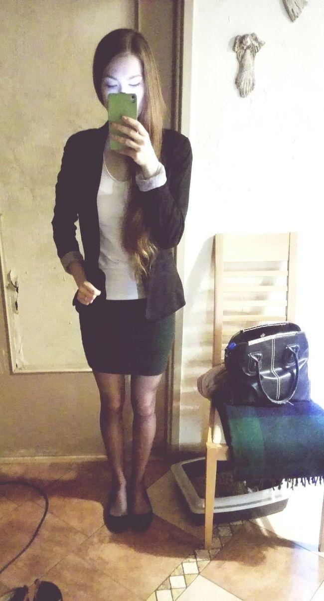 Matura Maturatobzdura Maturaexam Elegant Skirt Legs Selfie SelfieInMirror Hello World That's Me