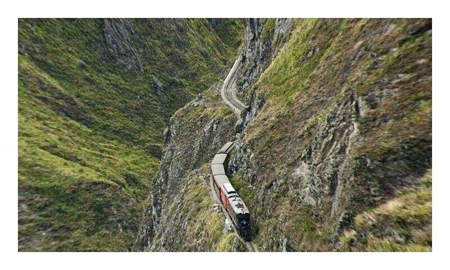 PhotoCarman Tren Adrenalina Nariz del Diablo Quito Chimborazo Ecuador
