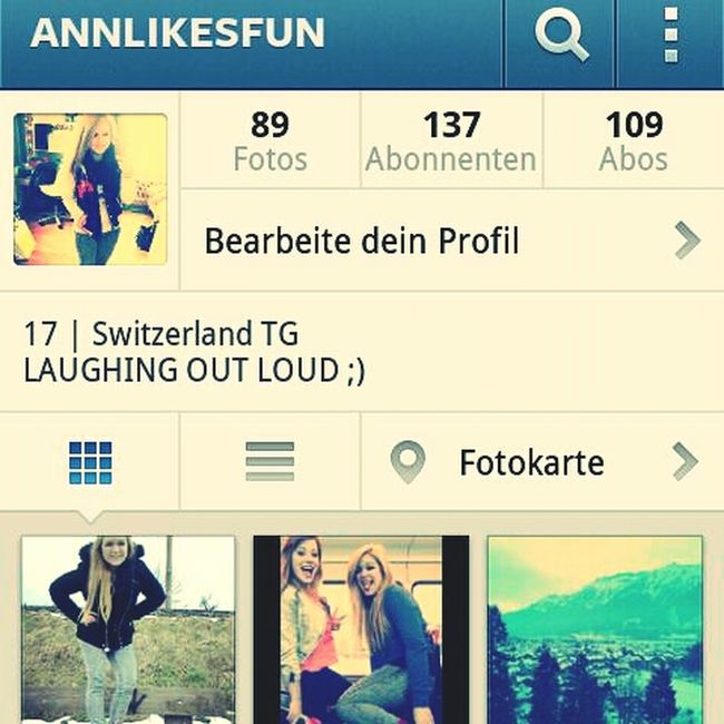 annlikesfun :* Follow Me Instagram
