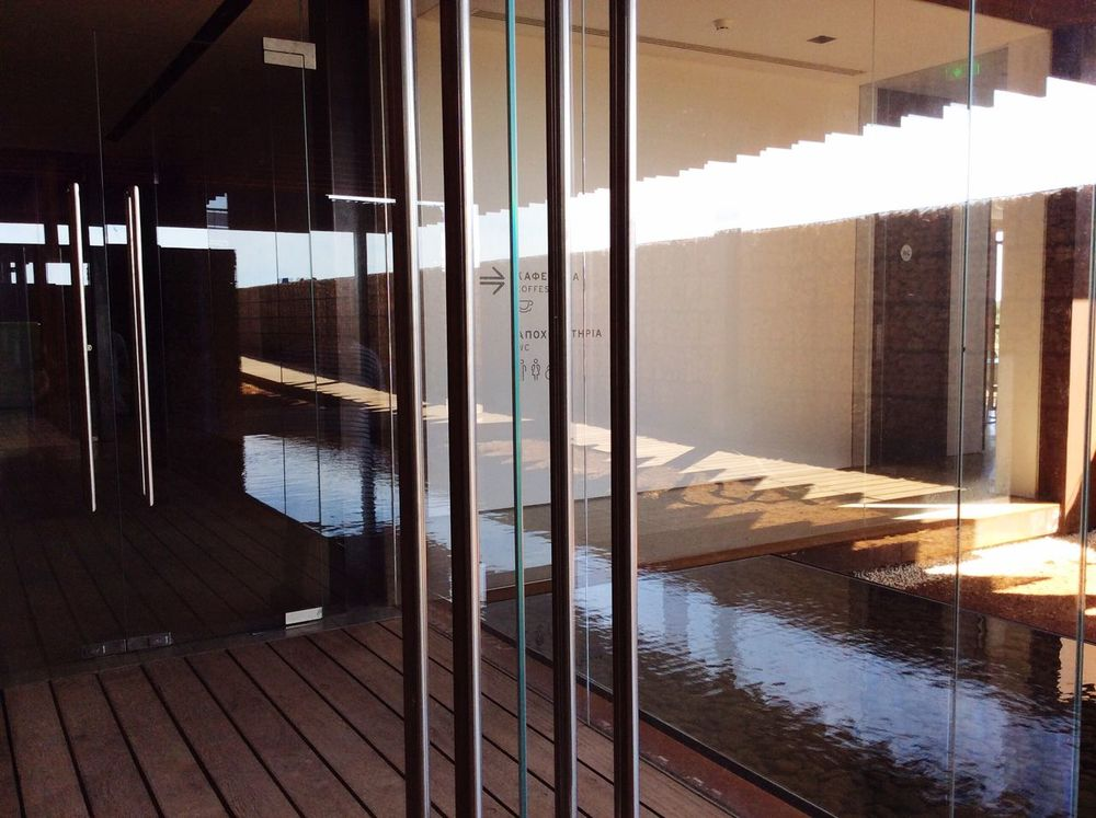 Interior Views Showcase March Modern Museum Interior Design Pebbles And Stones Modern Water Decks Wood Modern Architecture Meets Nature Modern Architecture Build Structure Architecture Structure How Do We Build The World?