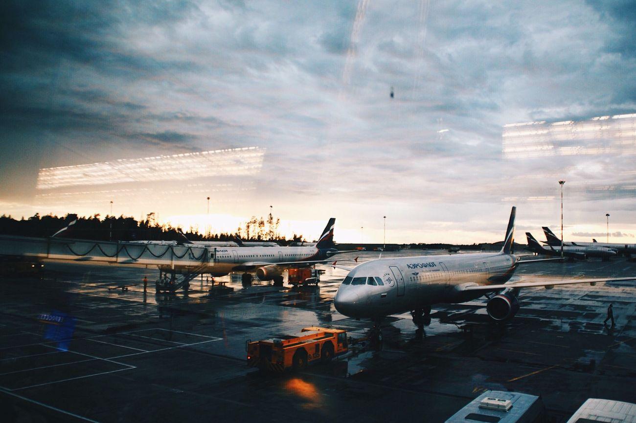 Airplane Airport Avialife Aviation Aeroflot Moscow шереметьево аэрофлот Авиация Flying High First Eyeem Photo