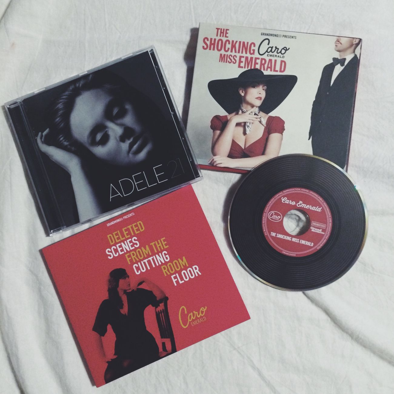 最近のお気に入り♡ Caroemerald Adele Music Listening To Music Favorite Jazz Nomusicnolife