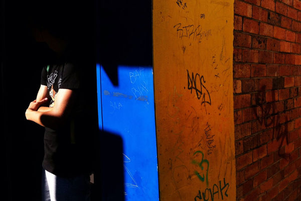 streetphotography in Ipswich by chaosboi