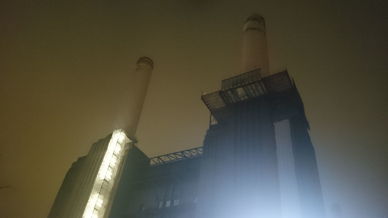 The Moment - 2014 EyeEm Awards Battersea Power Station London