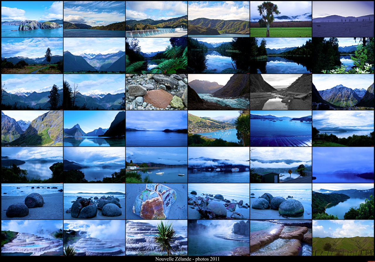 collage, sky, full frame, no people, indoors, nature, day