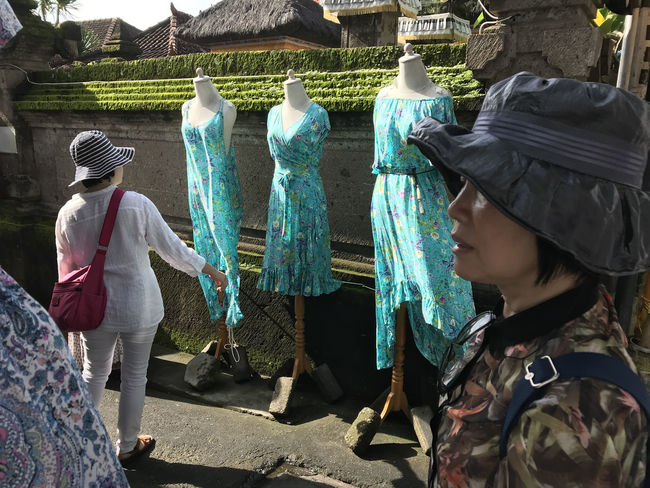 Bali, Indonesia Fashion Asian Style Conical Hat Day Lifestyles Outdoors Real People Traditional Clothing Women