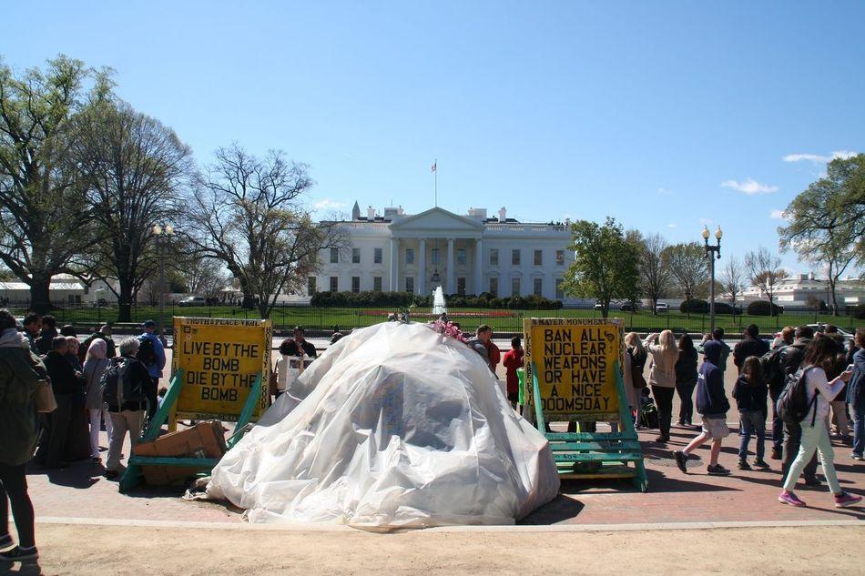 Nuclear summit in Washington DC Nuclear Summit White House Washington, D. C. Canon Tamron