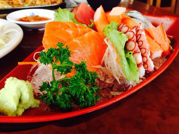 Salmon Shusi
