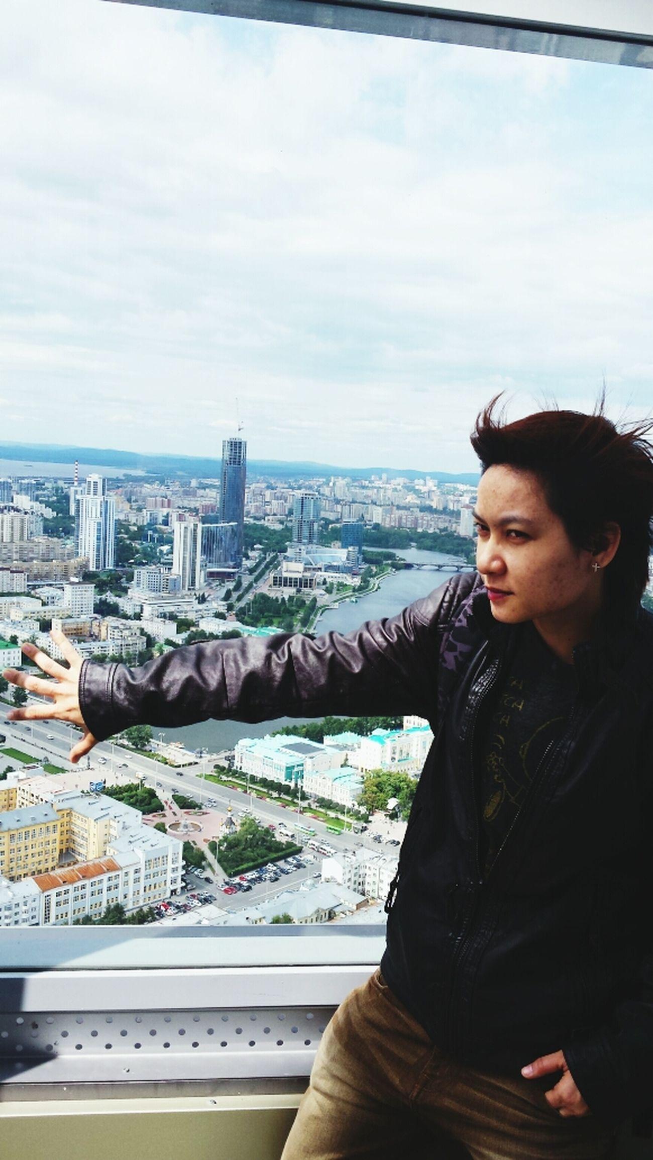 Relaxing Hi! Enjoying Life Yekaterinburg .