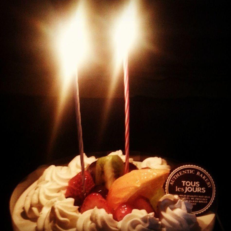 Happy birthday to my brother♥ 2013.03.25