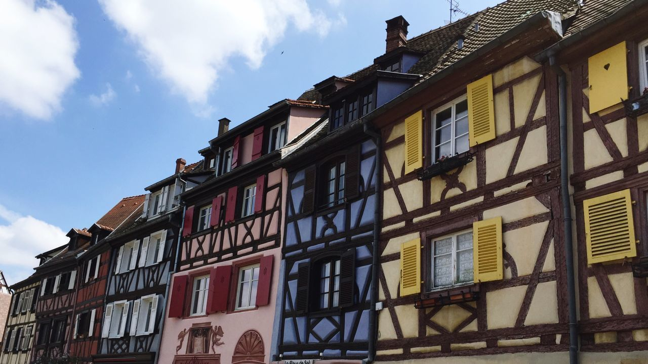 Check This Out The Architect - 2016 EyeEm Awards The Street Photographer - 2016 EyeEm Awards Colmar Colmar, Alsace, France Alsace France Architecture Architectural Detail Detail Colors Colorful Walking Around Sightseeing Perspectives Showcase July Beautiful