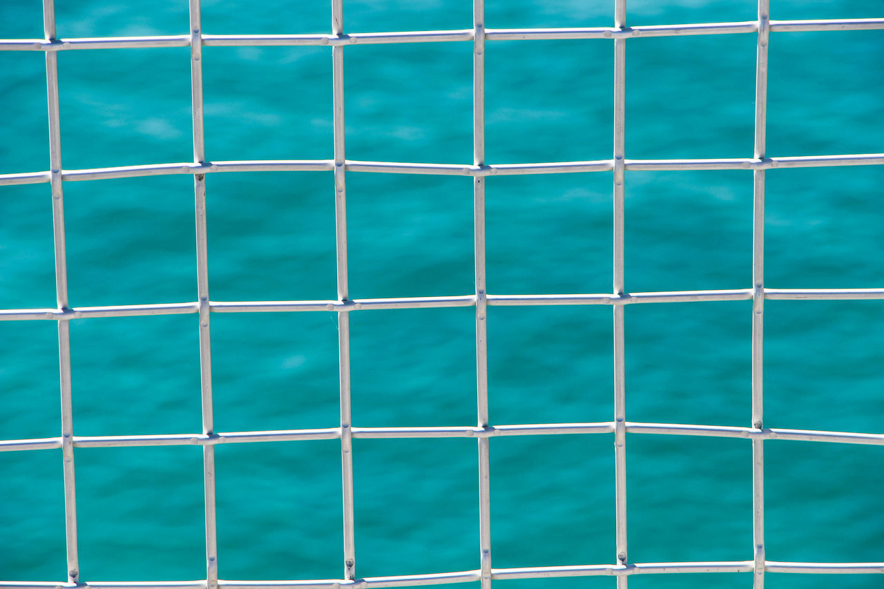 Architecture Backgrounds Beach Blue Building Exterior Close-up Day Full Frame Nature No People Outdoors Pattern Scenics Seagreen Sky Water Lieblingsteil