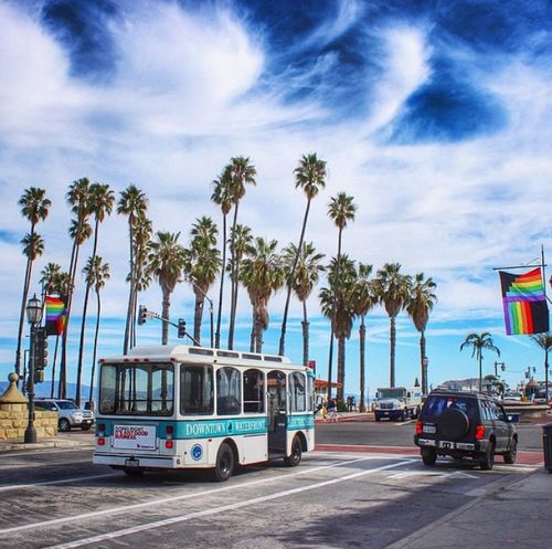 Santa Barbara.. One of the most beautiful cities on earth Wanderlust The Traveler - 2015 EyeEm Awards The Great Outdoors - 2015 EyeEm Awards California EyeEm Best Shots Traveling Hello World Travel Photography United States Clouds And Sky