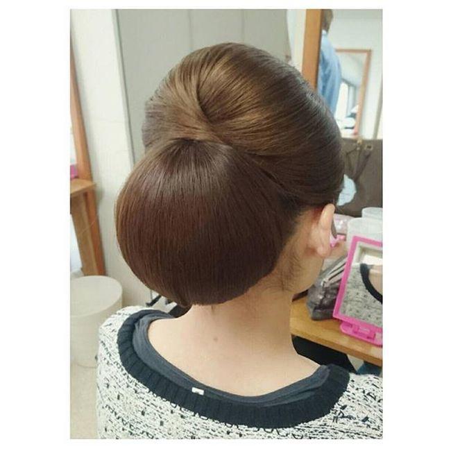 ヘアセット Hairアレンジ ヘアアレンジ Hair 美容院 錦 セットサロン 成人式 ヘアー Byshair Locari 和装 和髪 着物を着られるかたのセット♡ シンプル!!かんざし付けても可愛い♡
