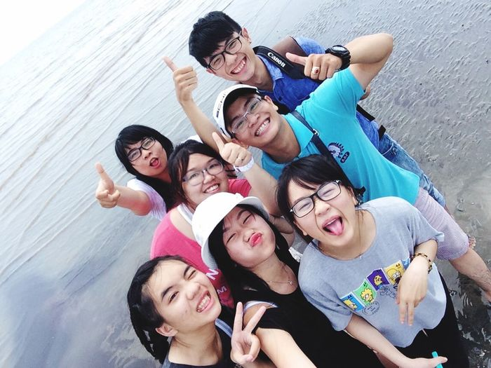 Our first trip together Friends Trip Cangio First Trip Together Have Fun Greattime