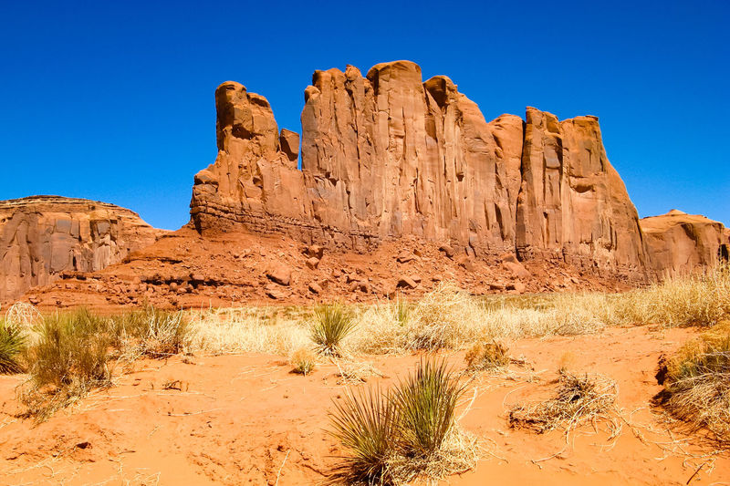 Eroded Geology Landscape Monument Valley Nature Physical Geography Rock Formation Western Eroded Mountain Rocky Landscape The Old West Geological Formation Scenic Landscapes Eroded Rocks Geological Formations Sandstone USA Sandstone Rocks Rock - Object Wind Erosion Rocky Old West  Rocky Mountains