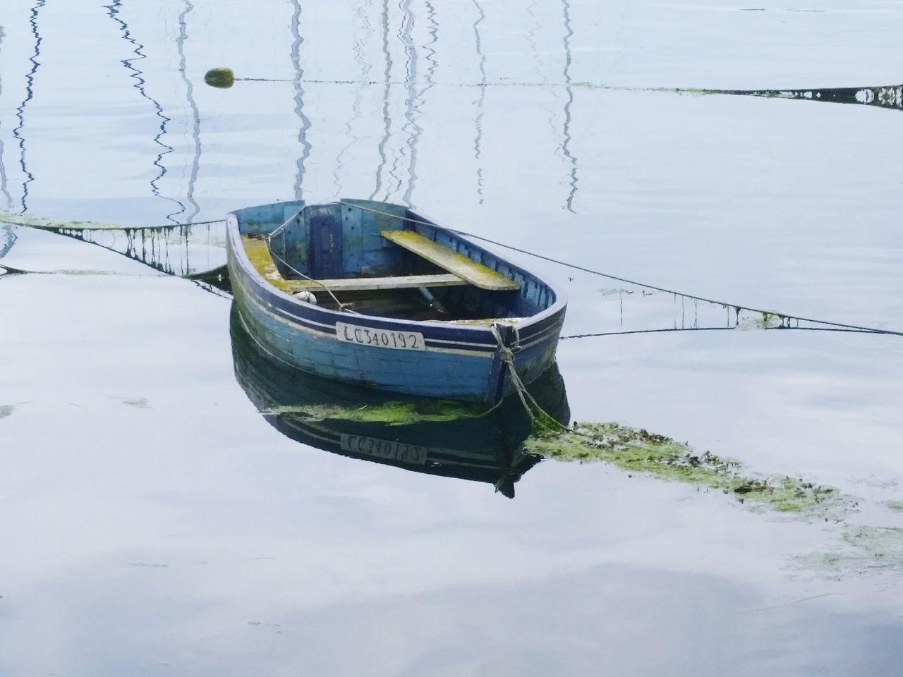 Boats⛵️ Summer ☀ Bretagne Concarneau Reflexions Calm Sea Bretagnetourisme Brittany