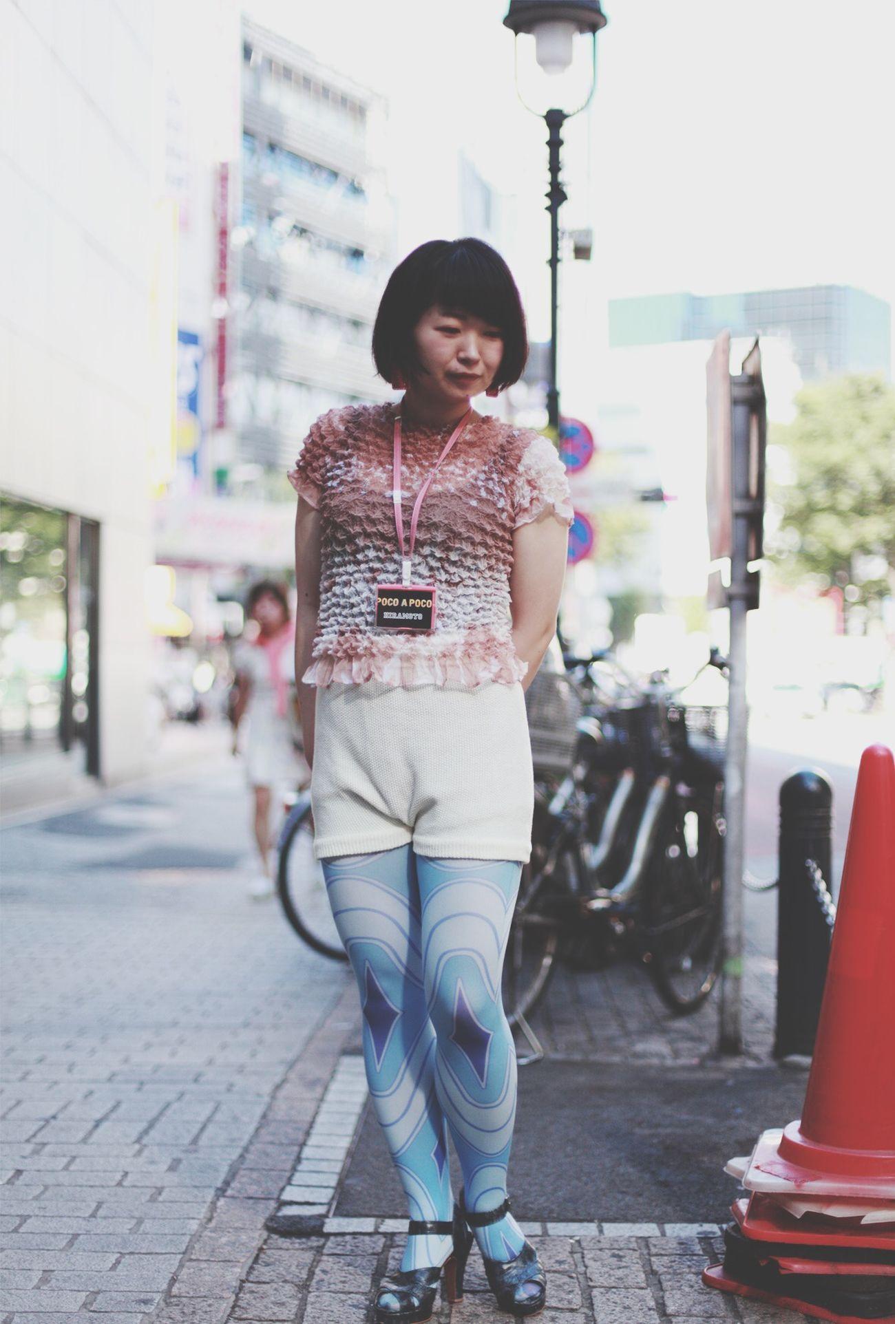 Pocoapoco ぽこあぽこ Tights タイツ Shibuya 渋谷 Houseofholland