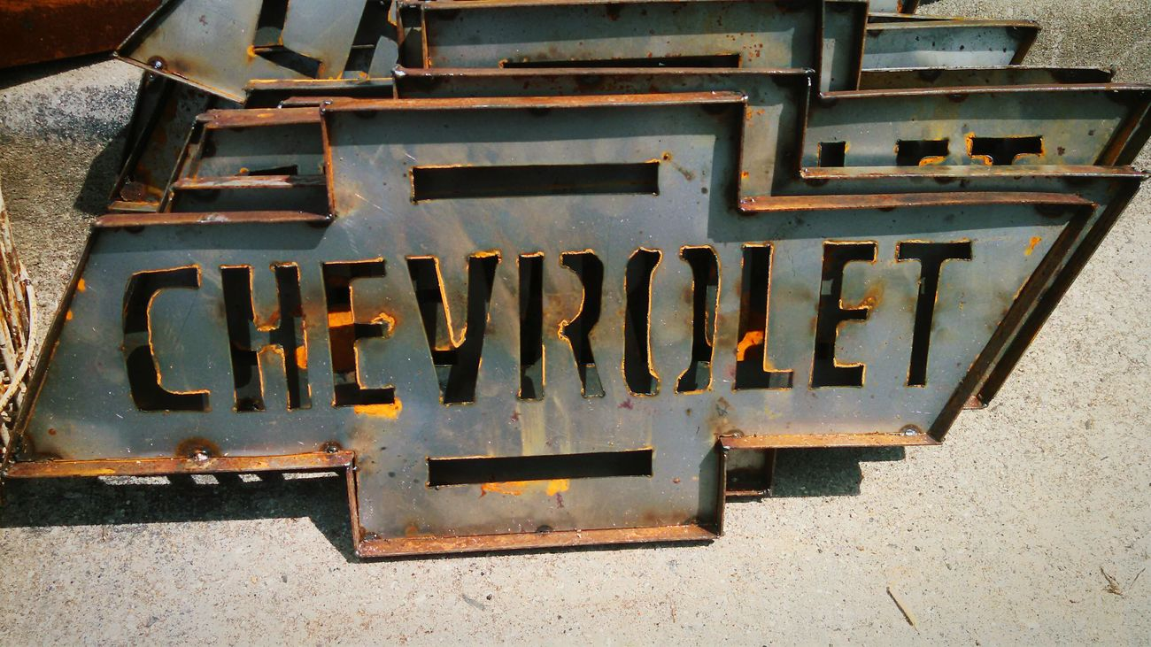 Metal working Chevrolet Georgia