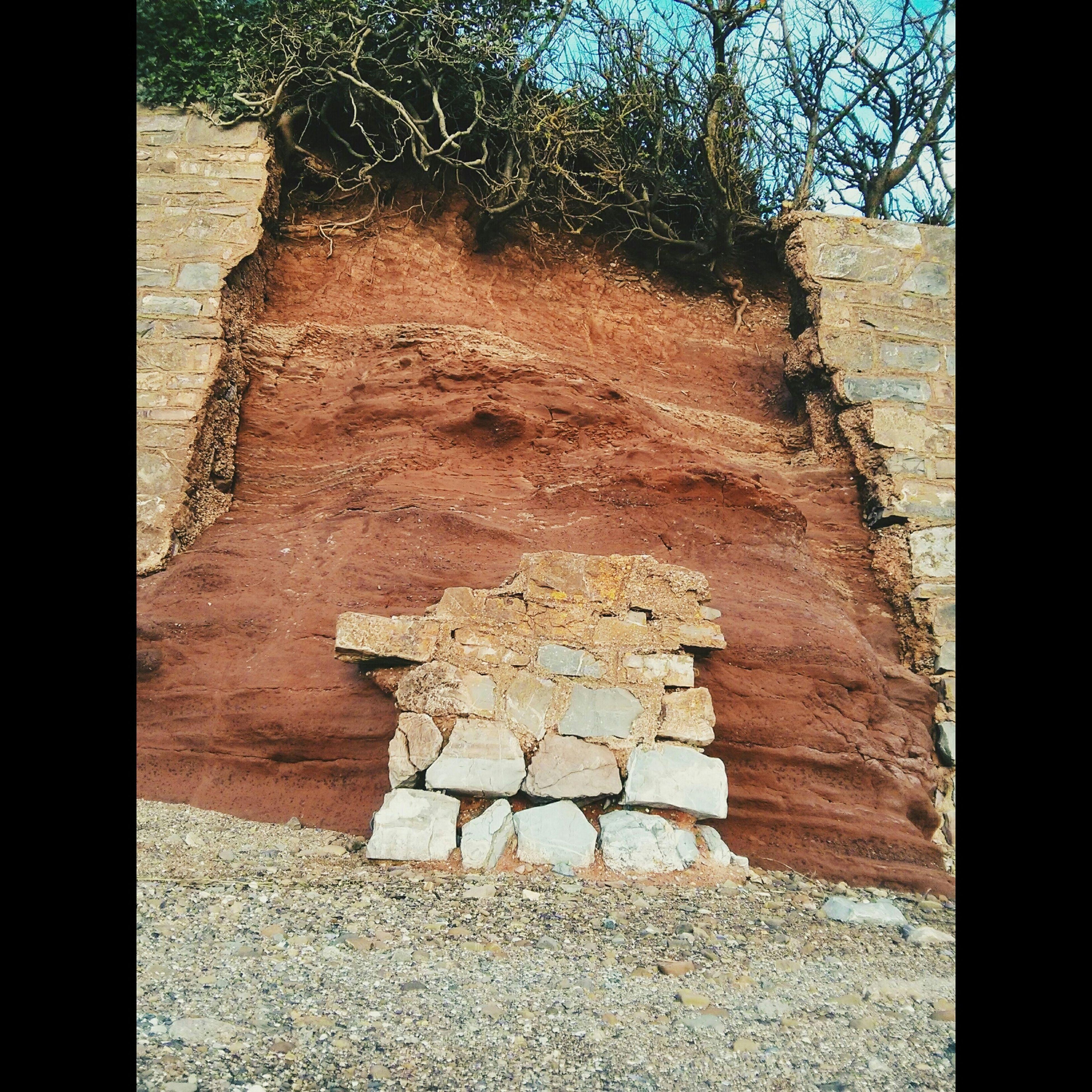 Hole in the Wall (nr. Lympstone, Devon). Vscocam WeAreJuxt Exploring Explore