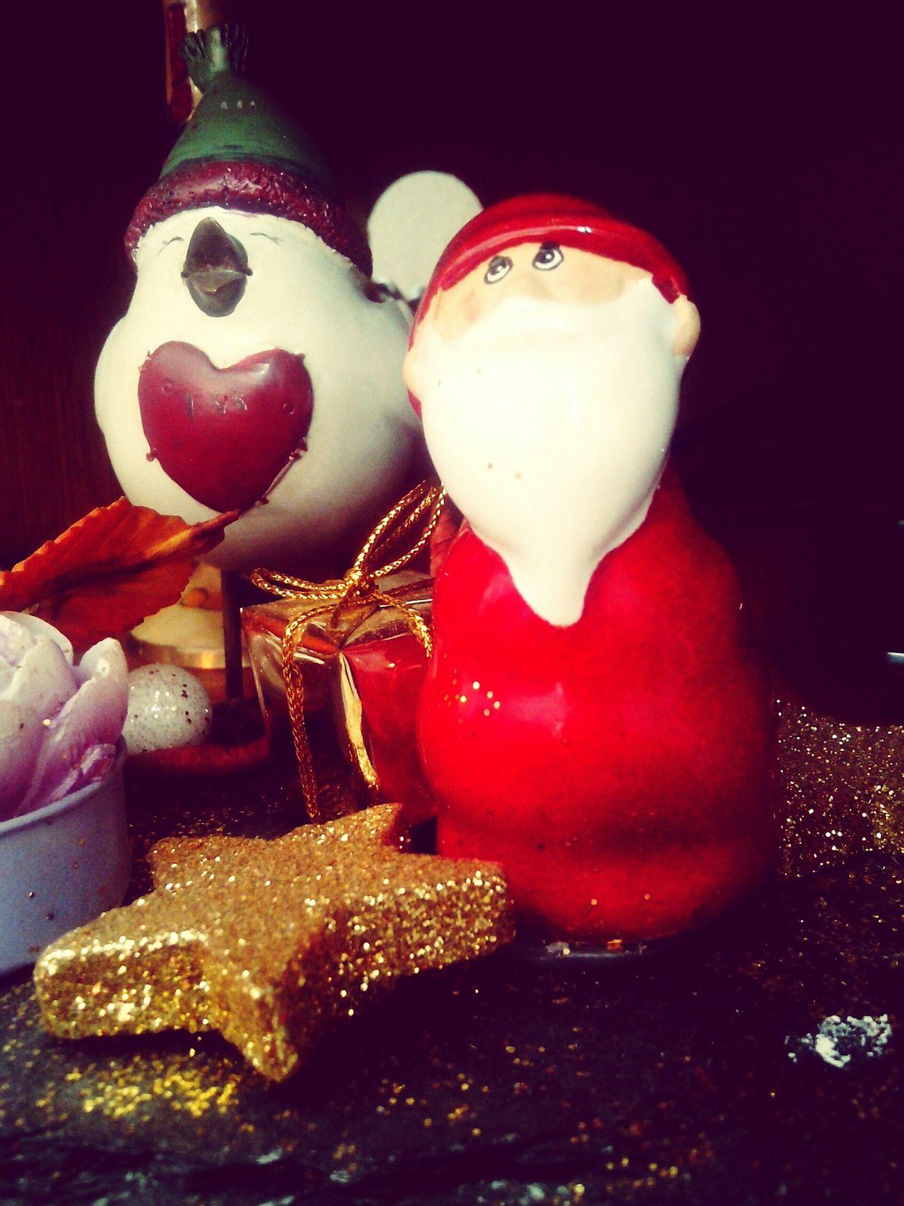 Getting Inspired Endofchristmas Papanoel...