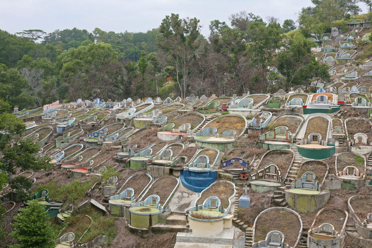Borneo City Tourist Tourist Attraction  Chinese Graveyard Graveyard Japanese Cemetery Malaysia Sandakan Sandakan Borneo Sandakan Cemetry
