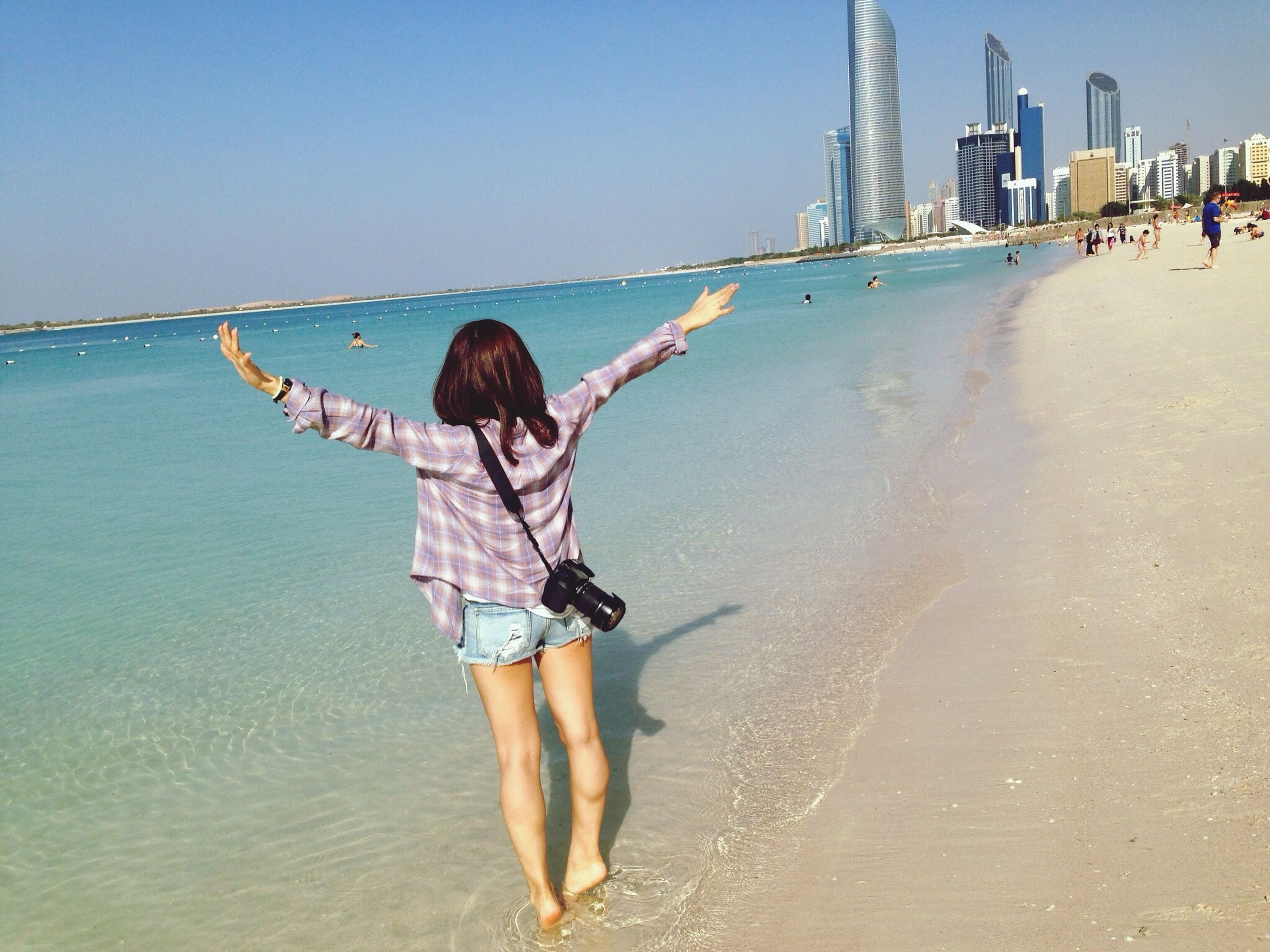 アラビア湾。