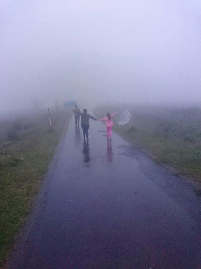 Singing In The Rain Rainy Days Nature Walk On A Hike My Feet Hurt Raining☔ Northern Ireland