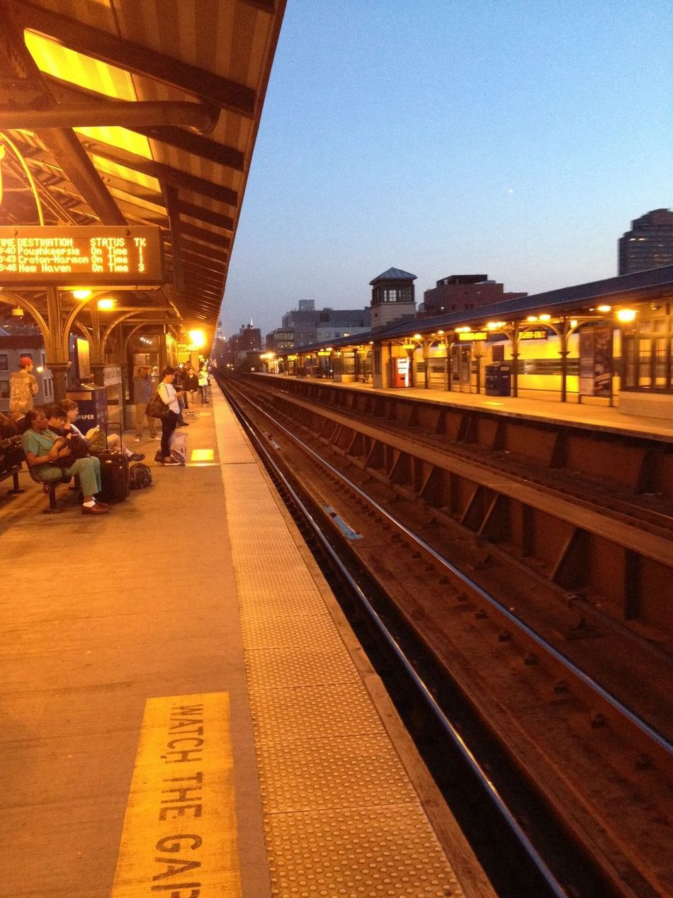 Metronorth Train Station Newyork First Eyeem Photo