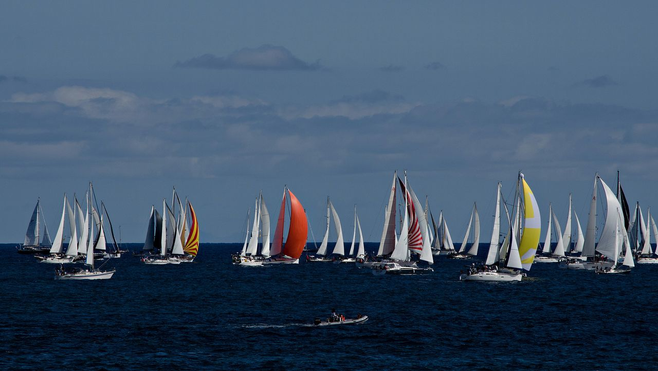 ARC 2016 Gran Canaria - Saint Lucia Cloud - Sky Competition Nautical Vessel Outdoors Regatta Sailing Sea Sky Sports Race Yacht Yachting