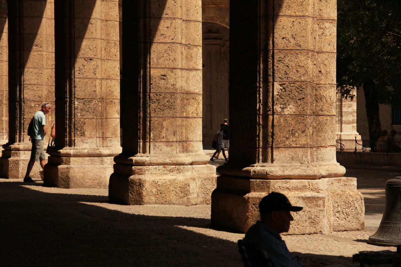 Beautiful stock photos of cuba, Architectural Column, Architectural Feature, Architecture, Building Exterior