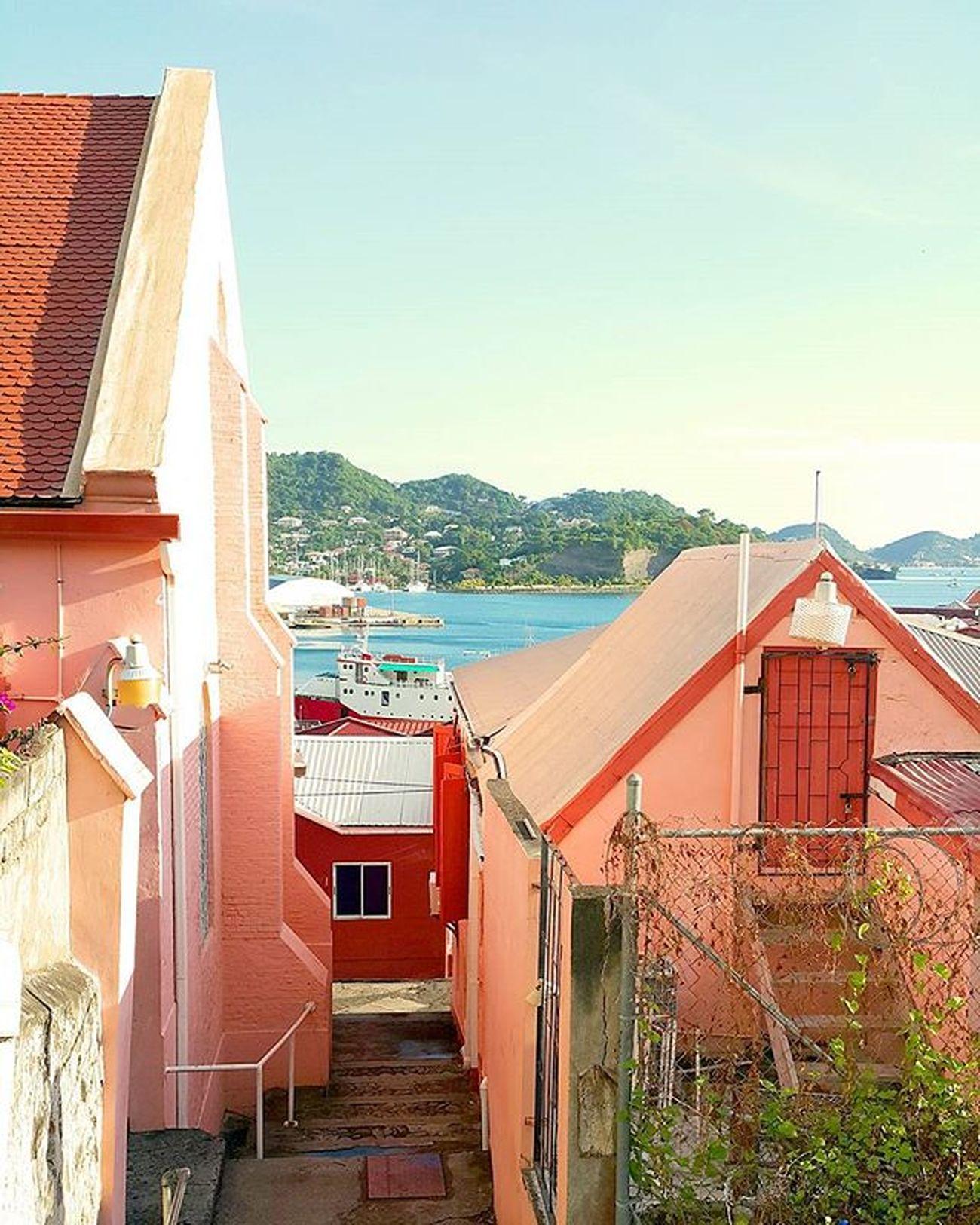 Grenada Ilivewhereyouvacation LOVESCARIBBEANSEA Loves_americas Amazingeyes Islandlife Ourbestshots Ig_caribbean IGDaily Islandlivity SpiceIsland Architecture Architecturelovers
