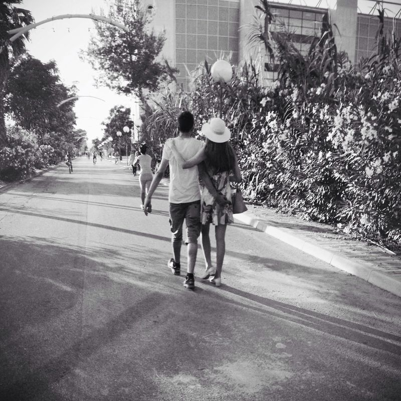 Romanticism in XXI century... Blackandwhite Black & White Streetphoto_bw Bw_collection
