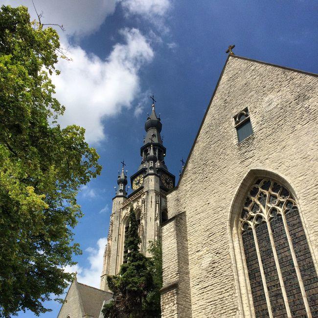 Cityscapes Kortrijk Belgium Flandres