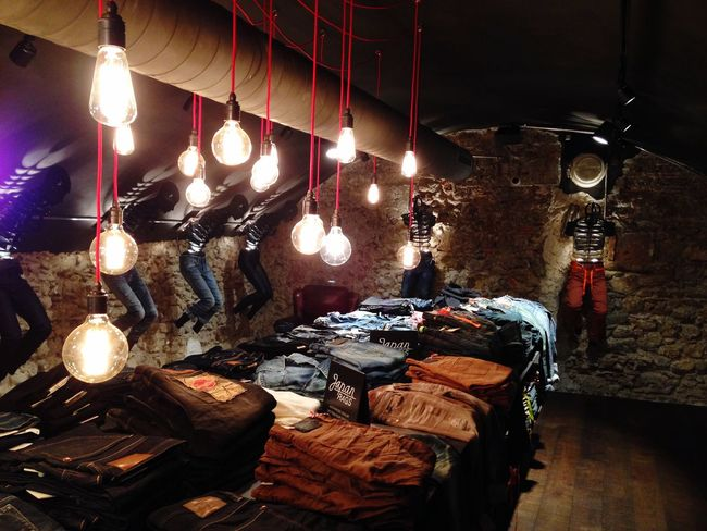 Clochard Shopping