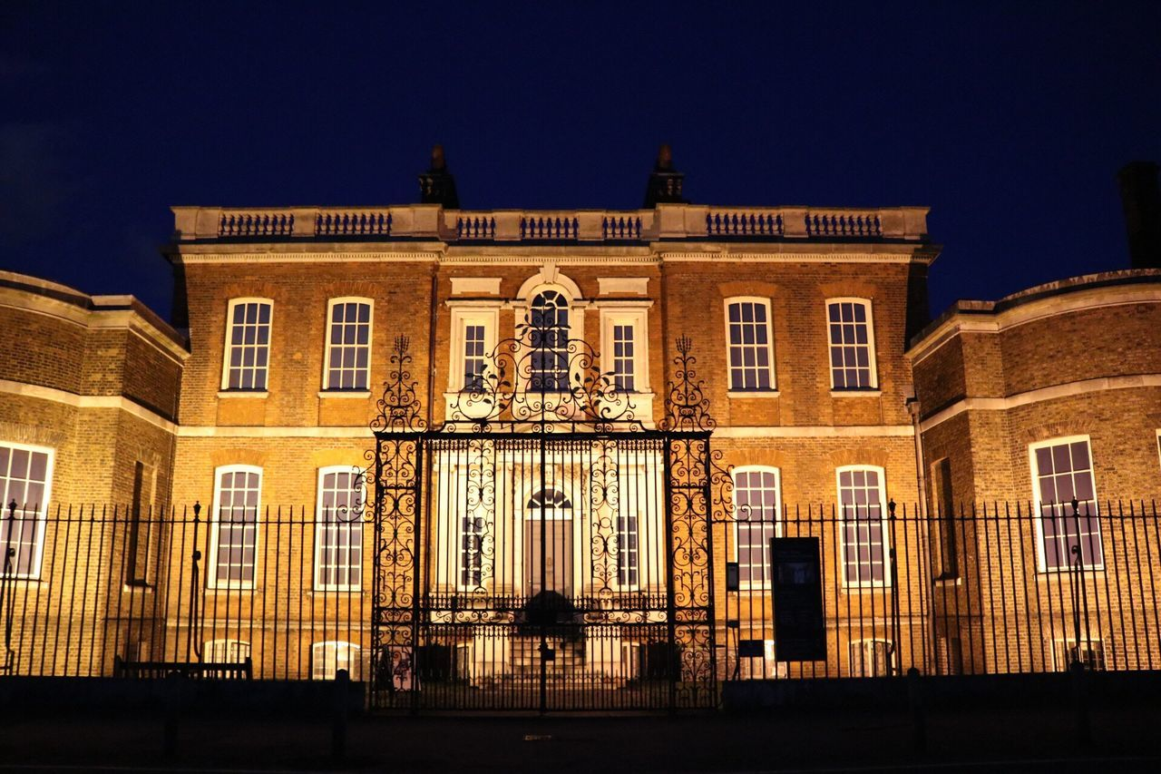 Ranger's House Greenwich Greenwich Park London Night Nightphotography Light Architecture Outdoors EyeEmNewHere EyeEmNewHere