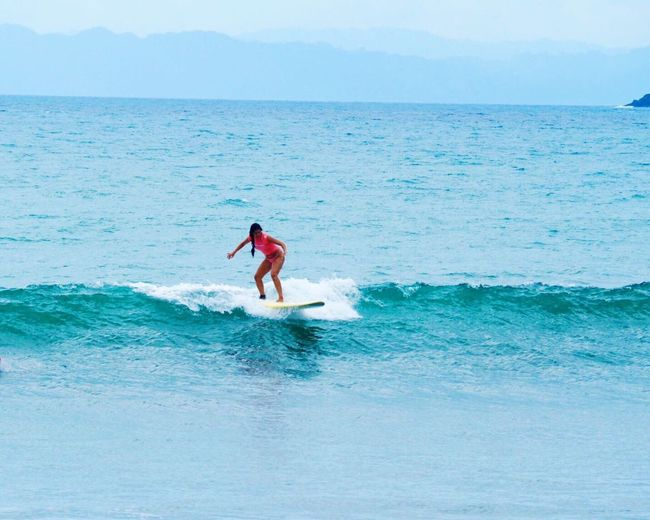 PlayaVenao Panamá Surfing Surf Central America Wave Longboard Surfer Skies Cloud Beach Sea Sport Extreme Sports Vacations Real Ripcurl Pink Surf Photography Beginner Nothinking Passion Extream Canon Be. Ready.