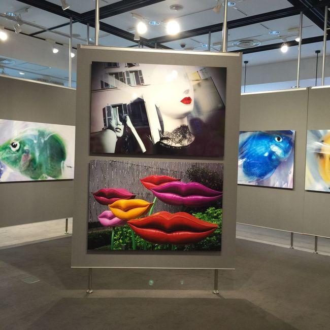 蜷川実花 写真展。Mika Ninagawa Photo exhibition Taking Photos Photography Japan Art Enjoying Life Creative Photo 蜷川実花 Mikaninagawa