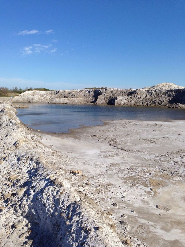 Salin De Giraud Water_collection Beautiful Nature Landscape_Collection
